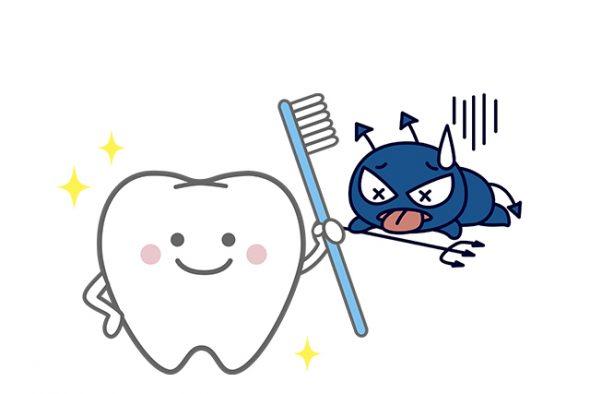 先に虫歯や歯周病を治療